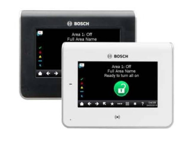 Bosch Solution 6000 Alarm Series