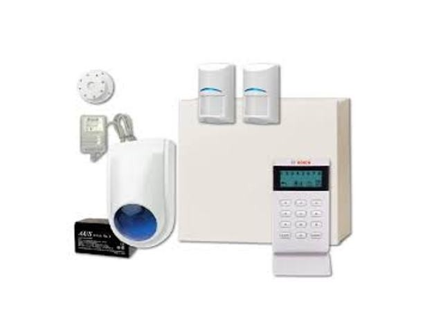 Bosch Solution 2000 Alarm Series