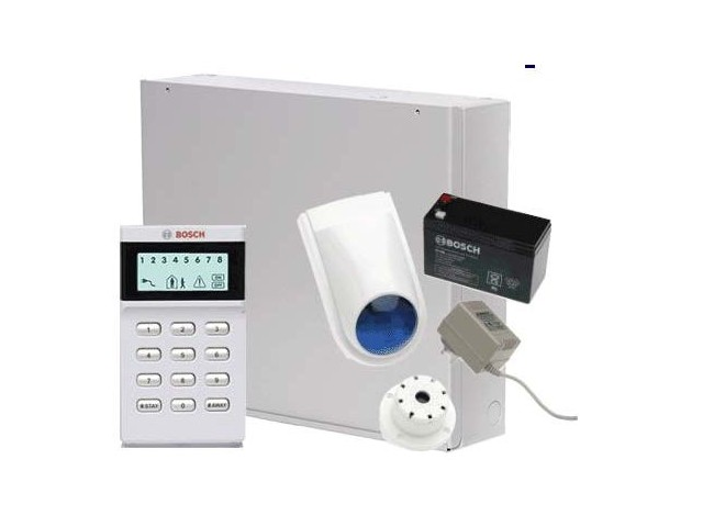 Bosch Solution 3000 Alarm Series