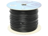 Cat5 Outdoor Cable 305 Black
