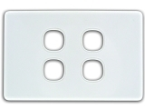 e series face plate 4 port