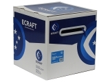ecraft cat6eutp 305m blue