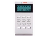 8 zone lcd codepad white