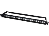 blank patch panel 24 port