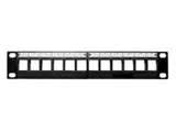 blank patch panel 12 port