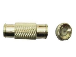 F Male to F Male Quick Connector