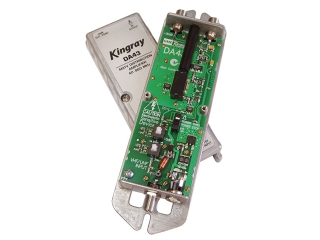 Kingray Amplifier MATV 40-860mhz