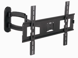 lcd wall mount supports up to 56