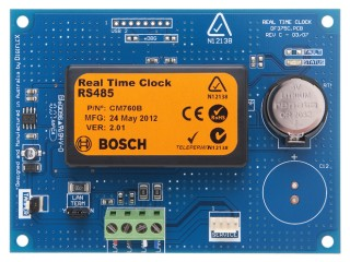realtime clock interface modulers485