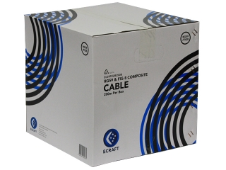 rg59 fig 8 cable 200m