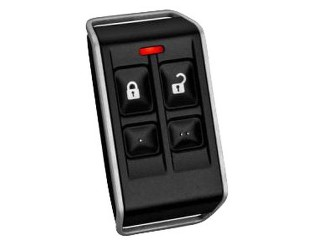 wireless keyfob four button